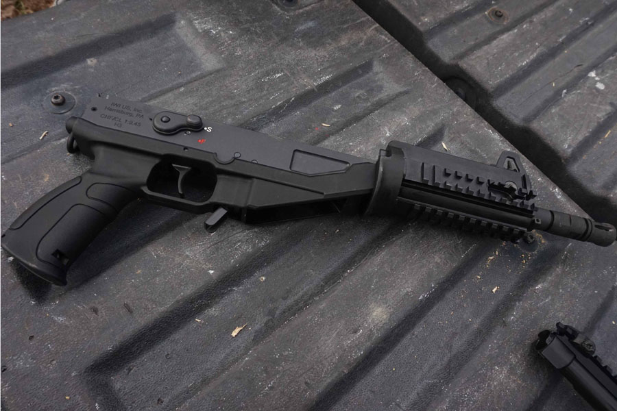 The Galil Ace-7 62 x 39 Perfected - GunsAmerica Digest