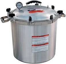 Treat yourself to an All American Pressure canner if you can afford it. They come in many sizes, and they are the cream of the crop.