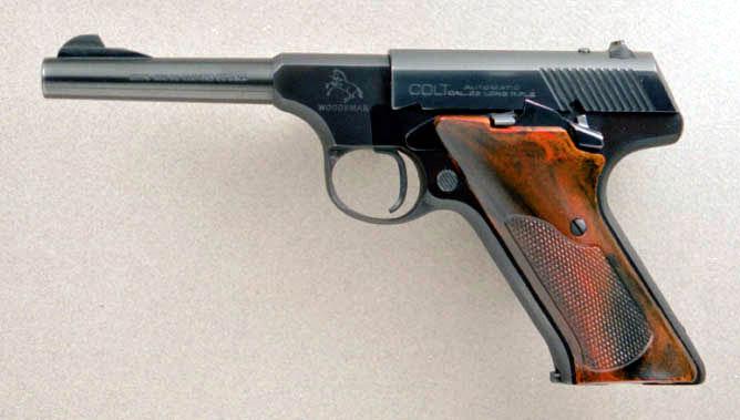 Shooting History: The Colt Woodsman - GunsAmerica Digest
