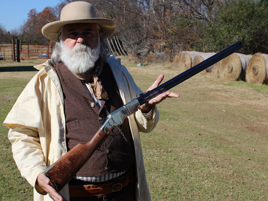 The Henry Original–New Old Gun Review