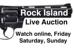 Rock Island Premiere Auction Live This Weekend