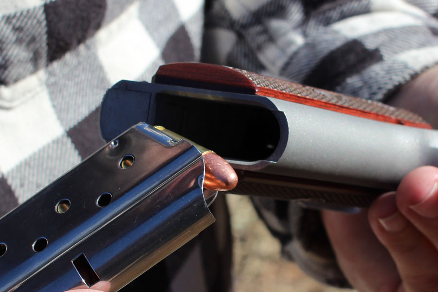 9mm ballistics from a 1911 could convince some of that the platform is worth another look.