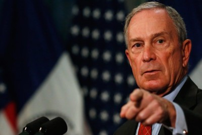 Bloomberg is winning.  Turns out, money matters in politics.  Who knew?