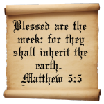 Prepping 101: The Meek Shall Inherit …What?