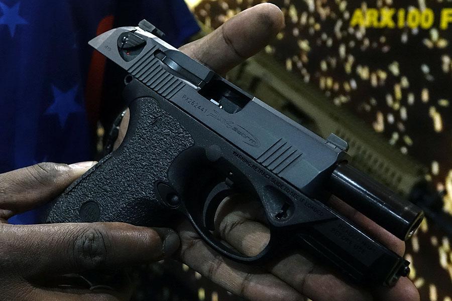 Beretta 1
