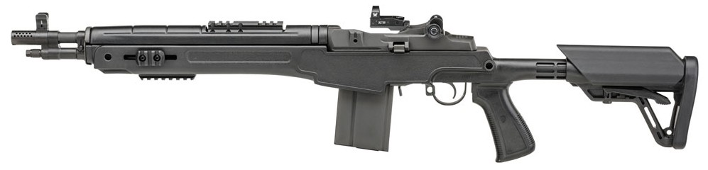 And Springfield is now offering a package with a Vortex Venom red dot. Talk about fast acquisition...