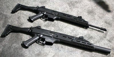 Two new versions of the Scorpion.