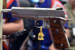 New Commander Length Cabot 1911s–SHOT Show 2016