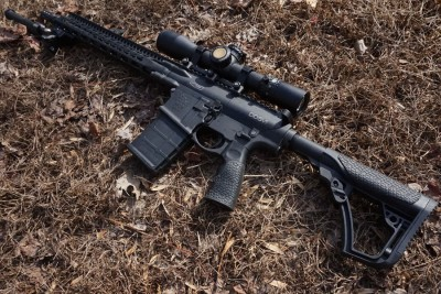 Looking for a fully capable .308--one that can reach out accurately and still hammer at close range? Check out the DD5V1.