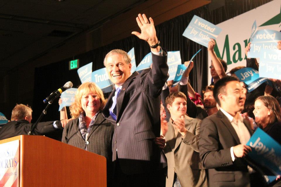 Washington Governor calls NRA, Supporters 'Destructive Force'