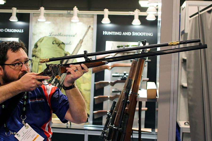 Hi-Lux Vintage Riflescopes — SHOT Show 2016