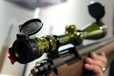 This is the one that caught my attention. A new version of the USMC adopted Redfield scope on an M40. MSRP $419.