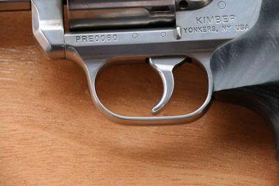 The trigger guard.