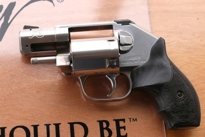 Note the dovetail on the rear sight. A neat touch that someone known for making 1911s must have came up with.