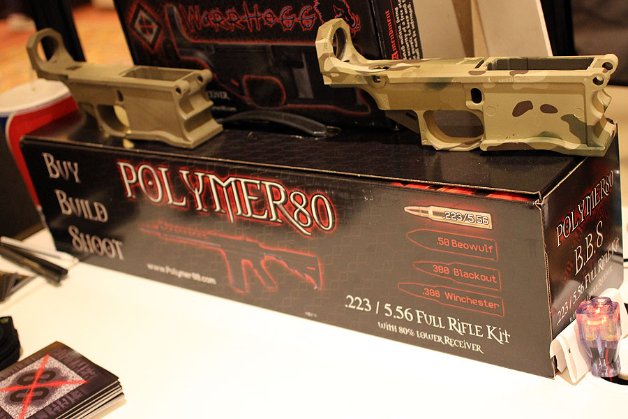 80% Glock Lower Preorders - Polymer80 - Also 80% Full AR Budget Kit