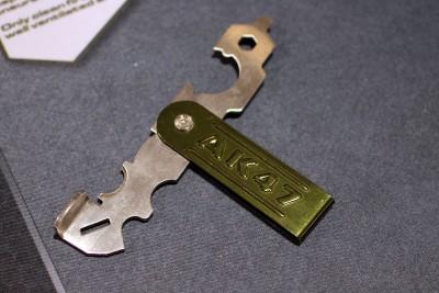 A dedicated AK scraper.