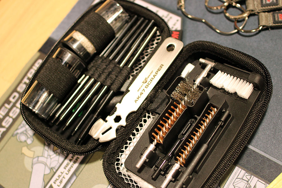 Need some tool-specific cleaning kits? Check out Real Avid. This is their AK kit.