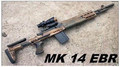 Springfield M1A SOCOM 39