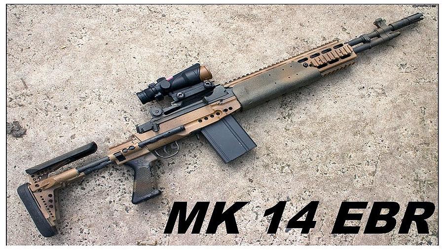 We Shoot Springfield's New M1A SOCOM 16 CQB — SHOT Show 2016