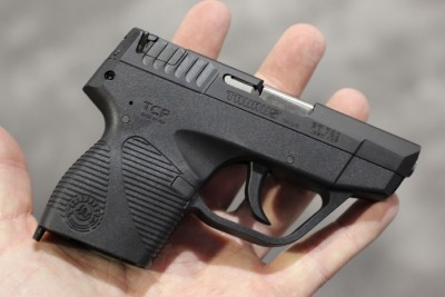 The gun itself is very compact. Pocket-sized, even.