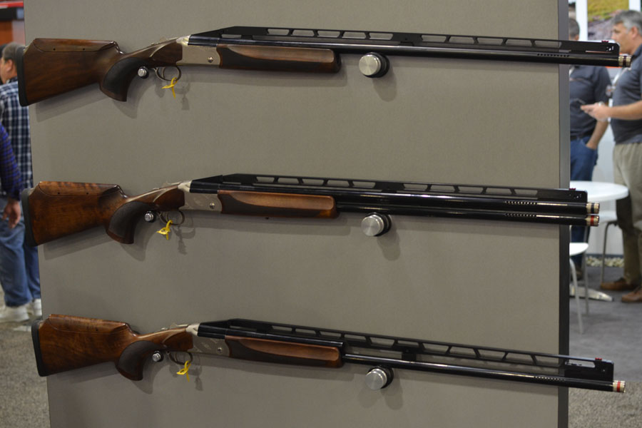 The three new sporting guns that caught our eye.