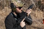 We Shoot the Troy P7A1 AR Pistol–SHOT Show 2016