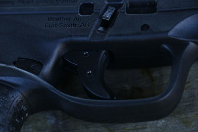 The new trigger design has a look and feel much more like the PPQ and the rounded trigger guard is a welcomed change.