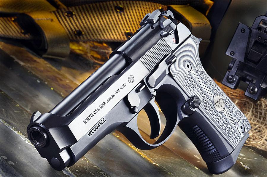 We Shoot the Wilson Combat Beretta 92-SHOT Show 2016