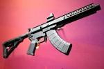 CMMG Mutant Krinkov – MK47 AKS8 — SHOT Show 2016