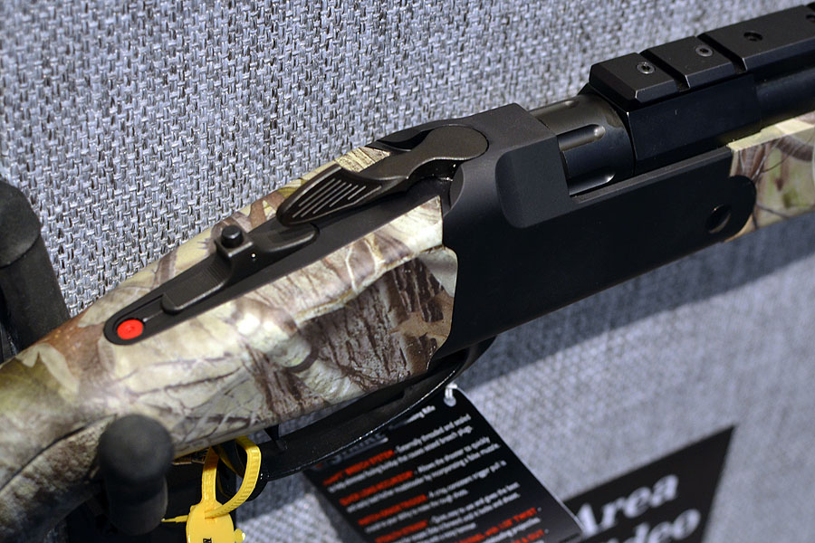 New In-Line Muzzle Loaders and SUB MOA Rifles From Thompson Center–SHOT Show 2016