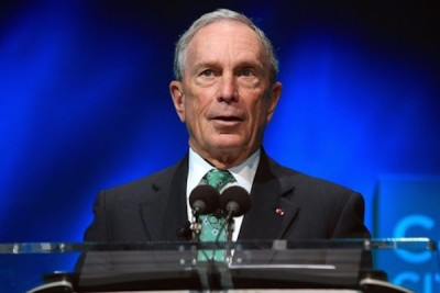 Former New York City mayor Michael Bloomberg. (Photo: Financial Times)