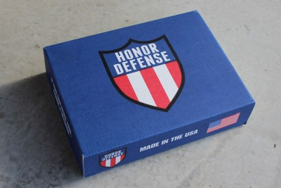 The box. Though simple, it is well branded and keeps costs down.