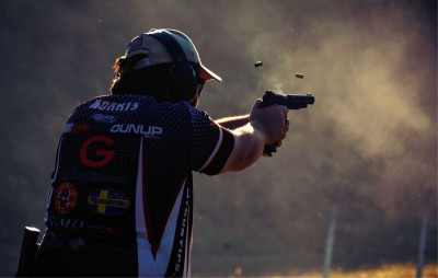 Steel Challenge World Speed Shooting Championship. Combined with his Iron Sight division win in 2012, and previous titles in the Rimfire and Steel- Master divisions, B.J. is the only person in history to have captured every major division title at Steel Challenge.
