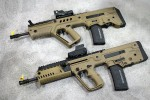 IWI X95 Tavor – Redesigned Controls, More Compact – SHOT Show 2016