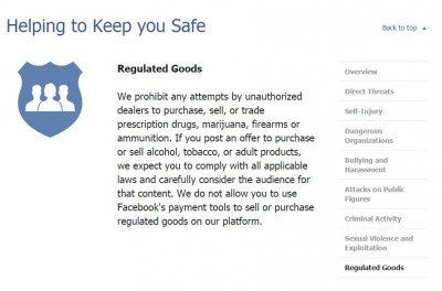 """Facebook has lumped guns in as a """"regulated item,"""" but it was really about their new payment system they are rolling out to steal market share from Paypal. The for sale boards are a ready made platform to take payments. Paypal commands more than 80% of online credit card payments, and they have notoriously forbid guns since they were purchased by Ebay, who themselves banned guns in 1999, two years after GunsAmerica launched as America's first automated guns for sale website."""