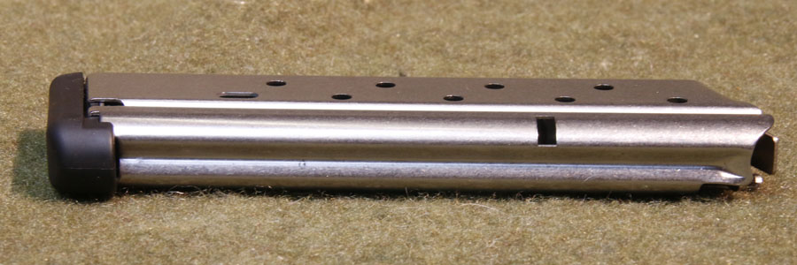 9mm Magazine front flute to feed shorter round