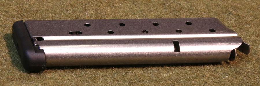 .38 Super Magazine No front flute