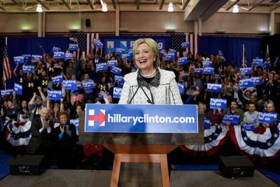 Hillary Clinton (Photo: CS Monitor)