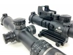 Optics Buying Guide: Iron Sights, Red Dots, and Scopes