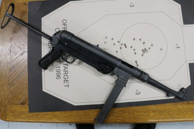 Low recoil delivers accurate sustained full auto fire.