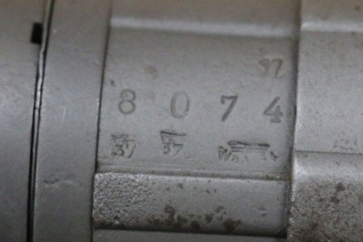 Military Proof House Marks.