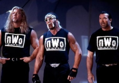Not the NWO I was thinking of. LOL.
