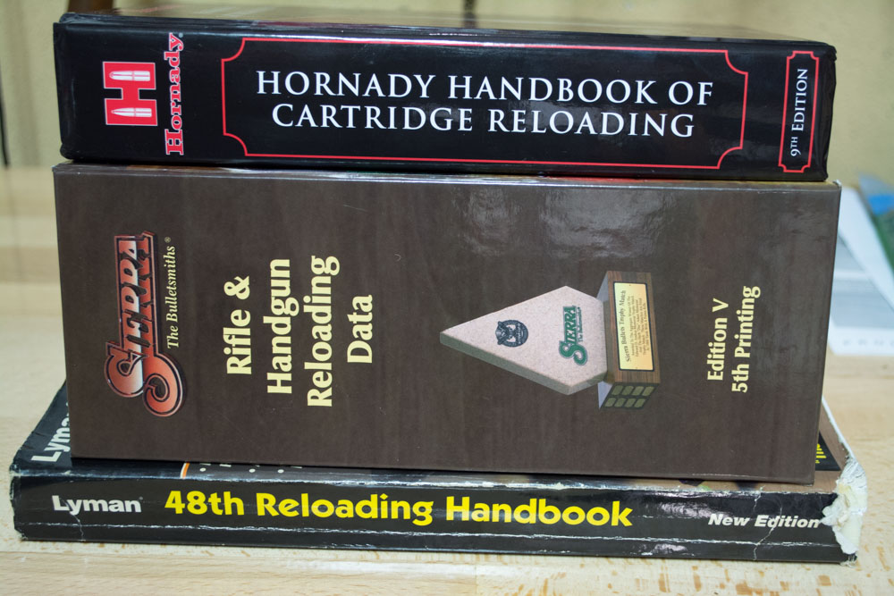 Even though reloading recipes from reputable companies are available online, a book will really help you as it contains lots of additional information.