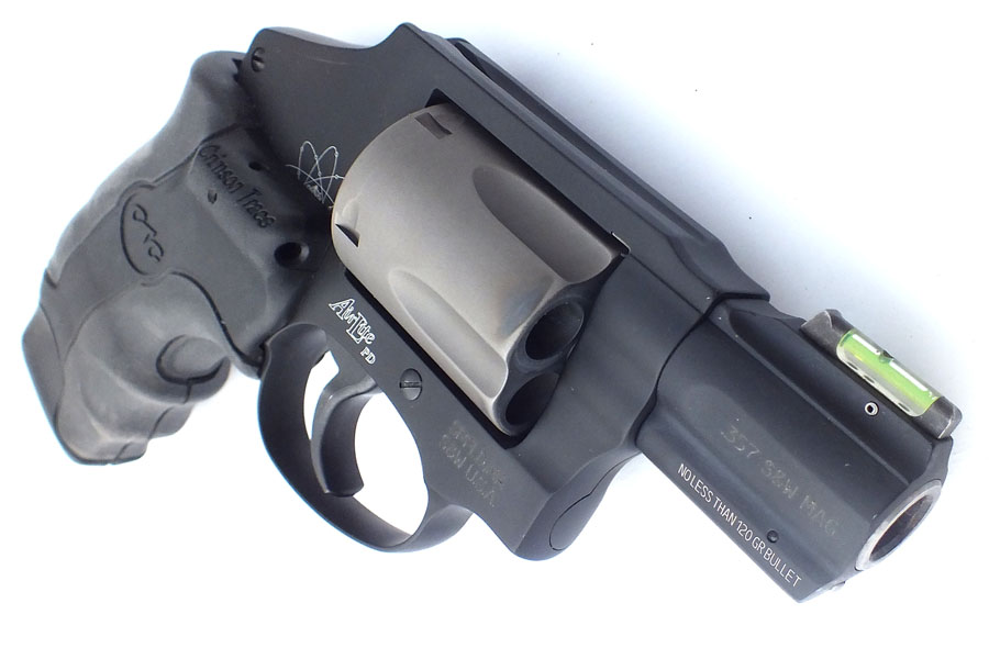 The Smith & Wesson 640 M&P.