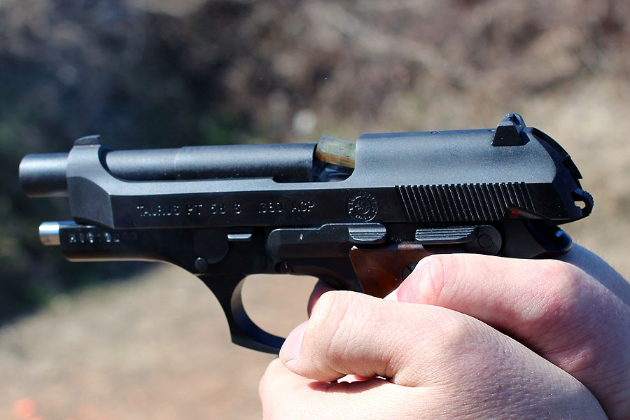 The Used Market: The Full Bodied  380 Taurus PT-58