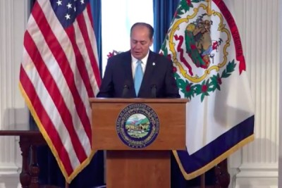 Gov. Tomblin, vetoed another Constitutional carry bill.