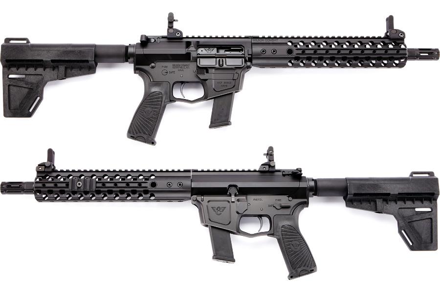 wilson combat ar9 pistol