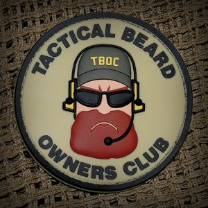 """You are a tactical shooter by hobby or profession and you have a full grown and formidable beard? Then you might want to join us and become part of a unique worldwide community of brothers."""