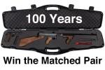 Win an A-O Thompson and a 1911: GunsAmerica Giveaway