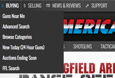 On the main page you'll see this dropdown. It gives you a quick orientation as to how to get started.